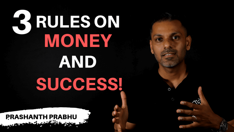 3 Rules on Money and Success